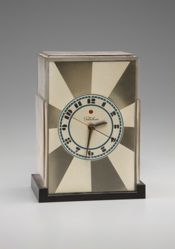 "Model 431 ""Modernique"" Electric Clock"