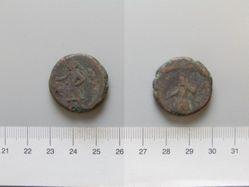 Coin of Kanishka from India