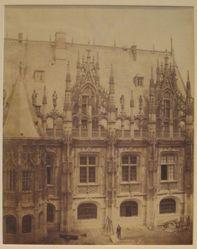 Architectural Study, Rouen