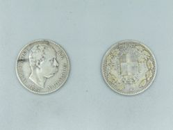 2 Lire from Rome