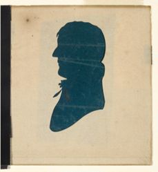 Silhouette - Col. Trumbull