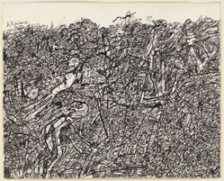 Paysage avec Quatre Personnages (Landscape with Four Figures)