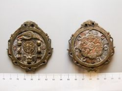 Bronze Charm from Joseon Dynasty