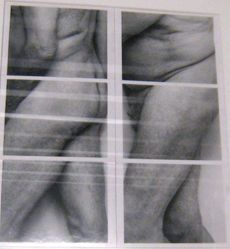 Untitled (Double Frieze Polaroid #2)