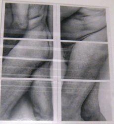 Untitled (Double Frieze Polaroid #2)