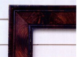 Frame for portrait of John Aylsworth by Sheldon Peck, 2013.97.1