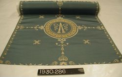 Length of compound cloth, copy of an 1806 fabric