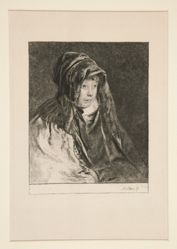 Agnes Geddes, the Artist's Mother
