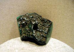 Malachite Netsuke