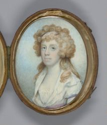 Mrs. William Nichols (Margaret Hillegas) (1760-1808)