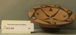 Etruscan Black-Figure Plate