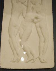 Three Dancing Figures
