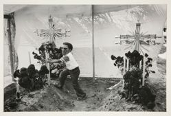 Fete des morts, Mexique 1980, from the portfolio: Edouard Boubat, 1981