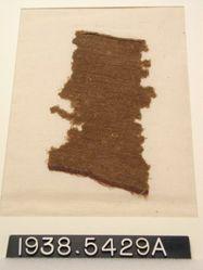 Textile (Garment fragment)