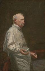Dr. Agnew  (Dr. D. Hayes Agnew) (1818-1892)