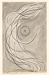 "Dance Abstraction: Isadora Duncan (or ""Rhythmic Line"")"