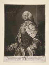 Portrait of the Right Honorable John, Earl of Egmont