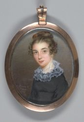 Eleanor Britton (Mrs. William Musgrave)