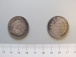 18 Pence of George III, King of Great Britain from London