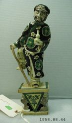 Standing Daoist Immortal Li Tieguai