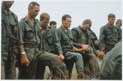 In Prayer, Operation Prairie, South Vietnam