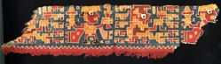 Fringed Border from a Tunic