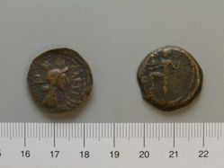 Coin from Carteia