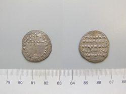 Miliaresion of Constantine VII, Emperor of Byzantium, Romanus I, Emperor of Byzantium, Stephen, King of England and Constantine Lekapenos, Emperor of Byzantium from Constantinople