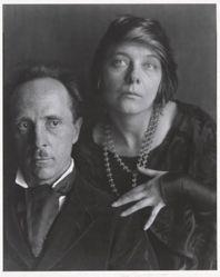 Edward Weston and Marguerite Mather