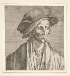 Portrait of Joachim Patinir