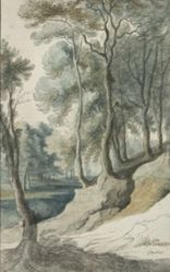 Trees on a Bank