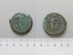 Copper of Antoninus Pius from Alexandria