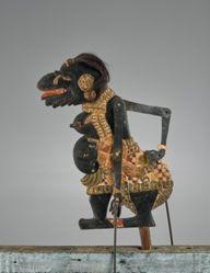 Puppet (Wayang Klitik) of Sabdopalon