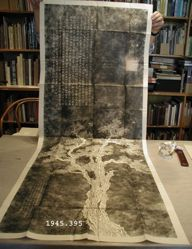 Rubbings of sculpture (21)