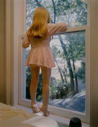 Untitled [Savannah On Window]