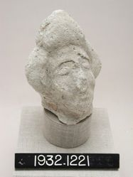 Parthian Head with Tripartite Hairdo