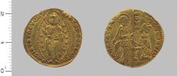 1 Ducat of Antonio Venier, Doge of Venice from Venice