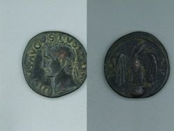 1 As of Tiberius, Emperor of Rome from Rome