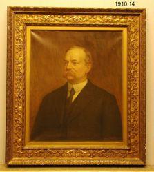 Daniel Cady Eaton (1834-1895), B.A. 1857, M.A. 1860.