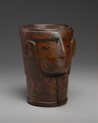 Kero (Ceremonial Drinking Vessel)