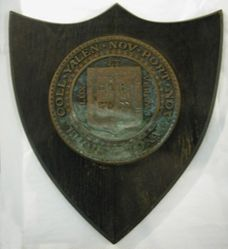 Yale Seal Plaque