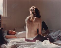Untitled (Bev and Ivor — back), from the series Venus Inferred