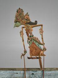 Puppet (Wayang Klitik) possibly of Jembawati or Kencana Wungu