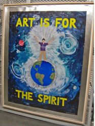 Art is for the Spirit No. 3094252