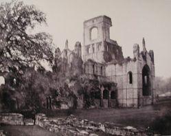 Kirketall Abbey near Leeds