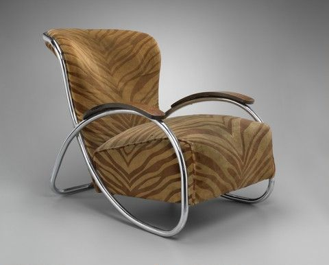 LC-52-A Lounge Chair