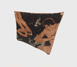 Attic Red-Figure Hydria Fragment