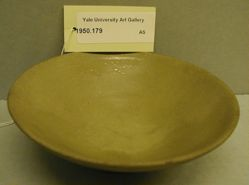 Bowl of Yue ware