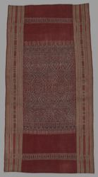 Ceremonial Weaving (Pua Kumbu)