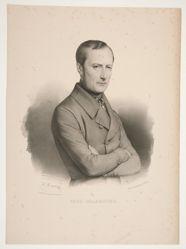 Portrait of Paul Delaroche